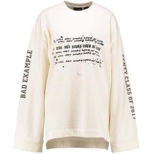 FENTY PUMA by Rhianna oversized sweatshirt
